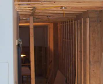 Sheetrock Installation
