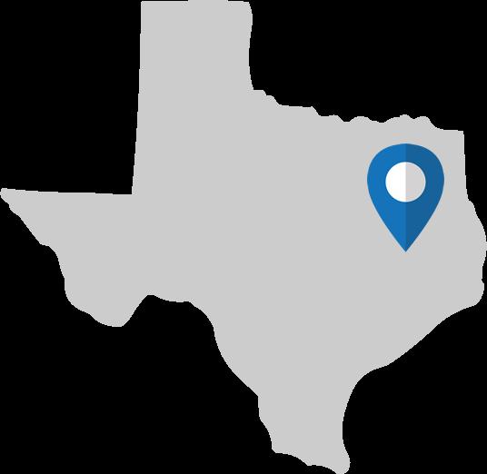 Wylie TX Map